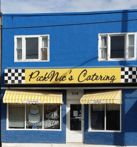 PickNics Catering Saskatoon